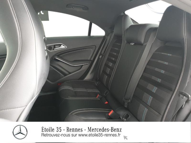 Mercedes Classe CLA 200 d Sensation 7G-DCT Argent occasion à SAINT-GREGOIRE - photo n°8
