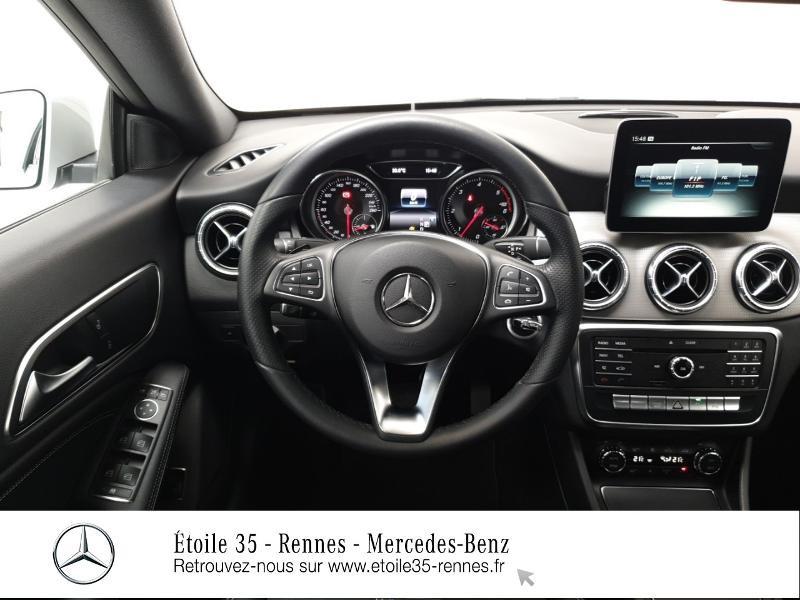 Mercedes Classe CLA 200 d Sensation 7G-DCT Argent occasion à SAINT-GREGOIRE - photo n°15
