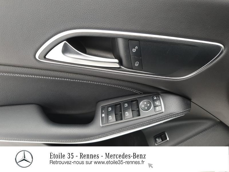 Mercedes Classe CLA 200 d Sensation 7G-DCT Argent occasion à SAINT-GREGOIRE - photo n°14
