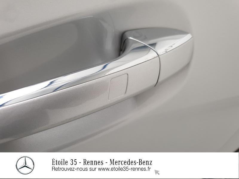 Mercedes Classe CLA 200 d Sensation 7G-DCT Argent occasion à SAINT-GREGOIRE - photo n°19