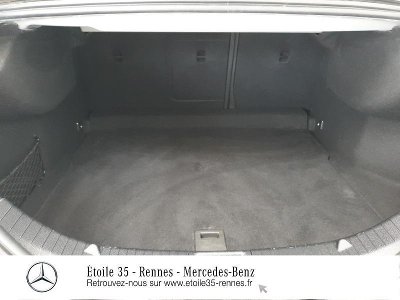 Mercedes Classe CLA 200 d Sensation 7G-DCT Argent occasion à SAINT-GREGOIRE - photo n°11
