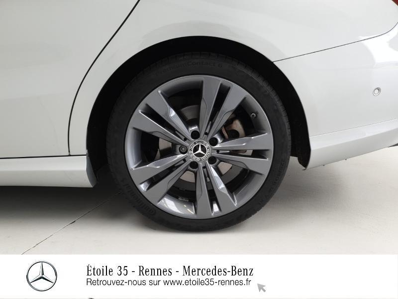 Mercedes Classe CLA 200 d Sensation 7G-DCT Argent occasion à SAINT-GREGOIRE - photo n°20