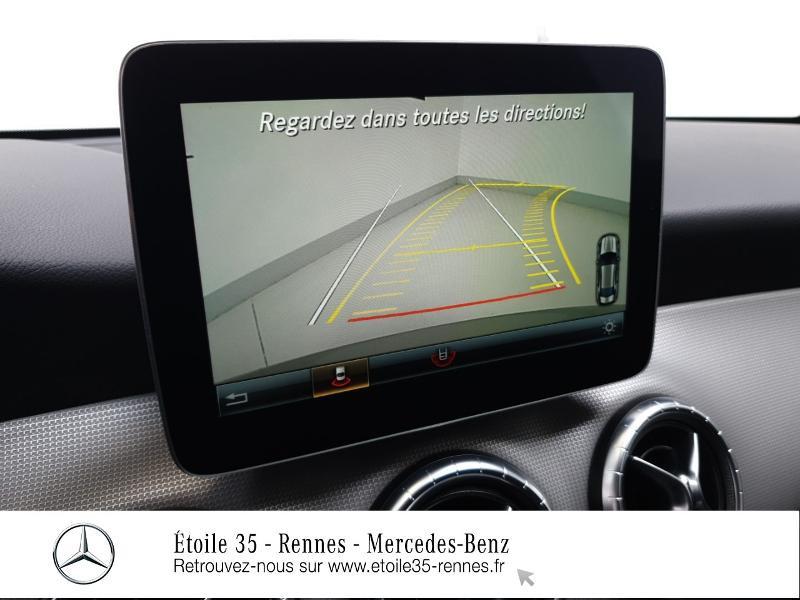 Mercedes Classe CLA 200 d Sensation 7G-DCT Argent occasion à SAINT-GREGOIRE - photo n°16