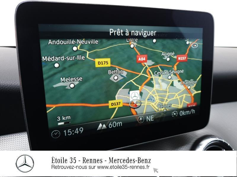 Mercedes Classe CLA 200 d Sensation 7G-DCT Argent occasion à SAINT-GREGOIRE - photo n°9