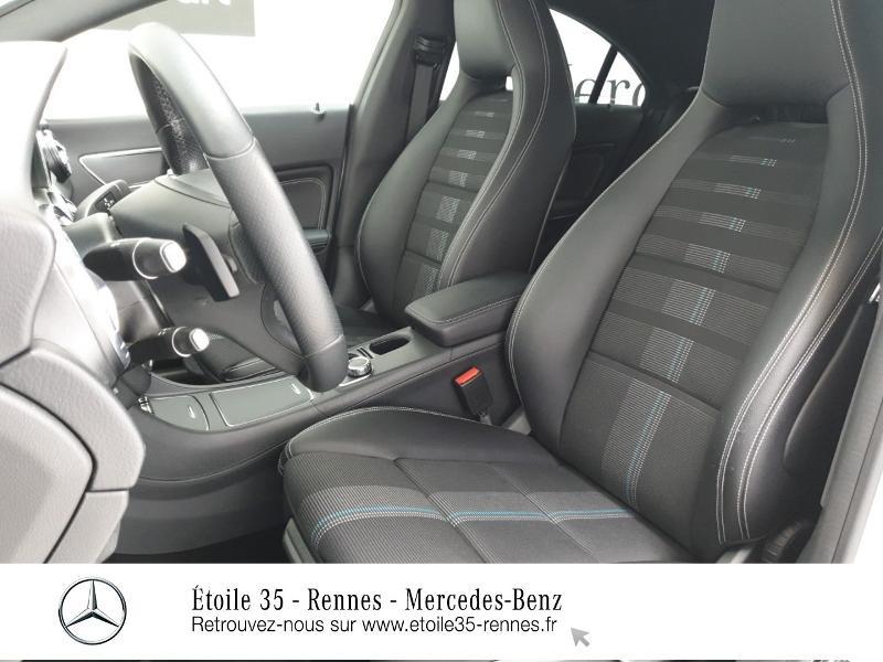 Mercedes Classe CLA 200 d Sensation 7G-DCT Argent occasion à SAINT-GREGOIRE - photo n°7