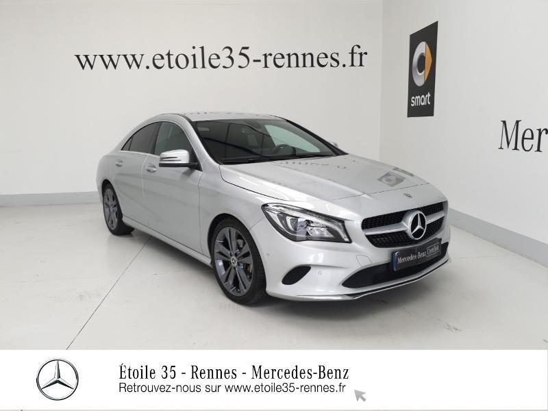 Mercedes Classe CLA 200 d Sensation 7G-DCT Argent occasion à SAINT-GREGOIRE