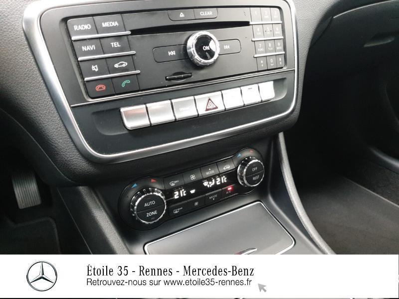 Mercedes Classe CLA 200 d Sensation 7G-DCT Argent occasion à SAINT-GREGOIRE - photo n°10