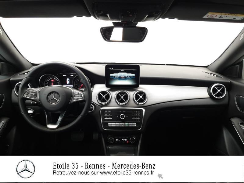 Mercedes Classe CLA 200 d Sensation 7G-DCT Argent occasion à SAINT-GREGOIRE - photo n°6