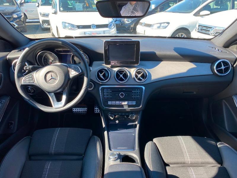 Mercedes Classe CLA 220 d Sensation 7G-DCT Gris occasion à Albi - photo n°5