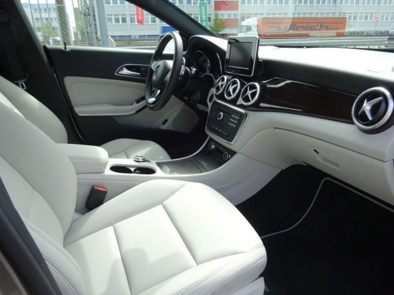 Mercedes Classe CLA 250 4Matic Gris occasion à Beaupuy