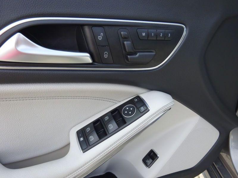 Mercedes Classe CLA 250 4Matic Gris occasion à Beaupuy - photo n°7