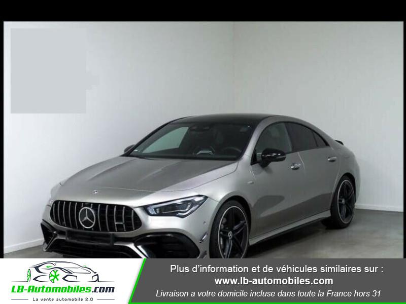 Mercedes Classe CLA 45 AMG 4M Gris occasion à Beaupuy