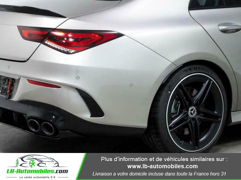 Mercedes Classe CLA 45 AMG 4M Gris occasion à Beaupuy - photo n°10