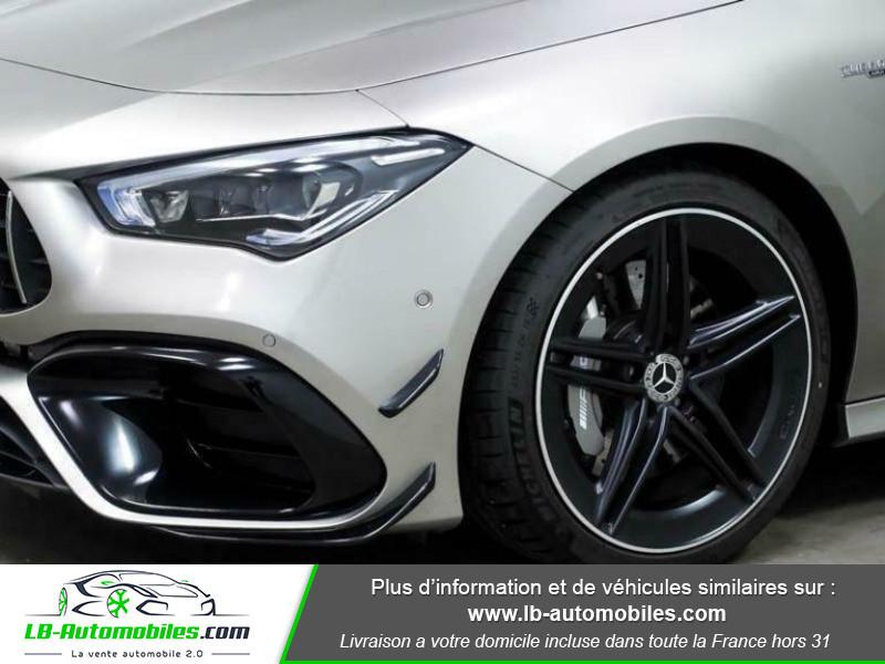 Mercedes Classe CLA 45 AMG 4M Gris occasion à Beaupuy - photo n°9
