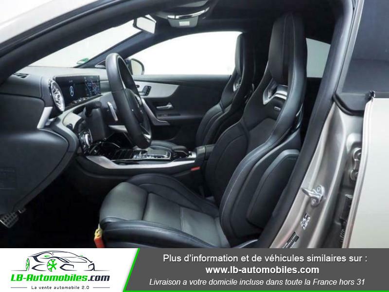 Mercedes Classe CLA 45 AMG 4M Gris occasion à Beaupuy - photo n°6