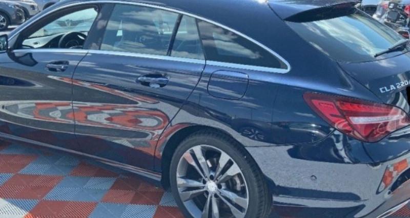 Mercedes Classe CLA CLASSE SHOOTING BRAKE 220 d 7-G DCT Sensation Bleu occasion à GASSIN - photo n°5