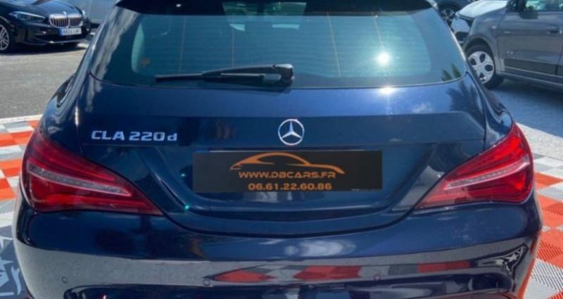 Mercedes Classe CLA CLASSE SHOOTING BRAKE 220 d 7-G DCT Sensation Bleu occasion à GASSIN - photo n°4