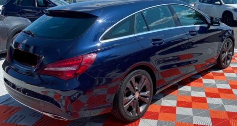 Mercedes Classe CLA CLASSE SHOOTING BRAKE 220 d 7-G DCT Sensation Bleu occasion à GASSIN - photo n°3