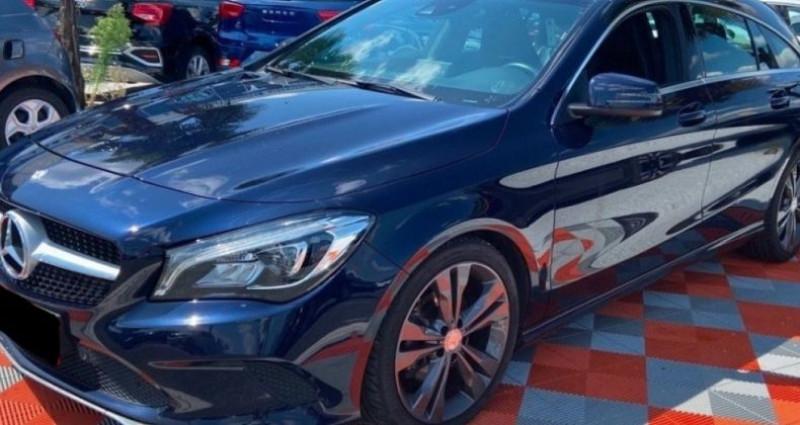 Mercedes Classe CLA CLASSE SHOOTING BRAKE 220 d 7-G DCT Sensation Bleu occasion à GASSIN - photo n°2