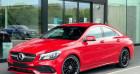 Mercedes Classe CLA I (C117) 180 Fascination 7G-DCT Rouge à Boulogne-Billancourt 92
