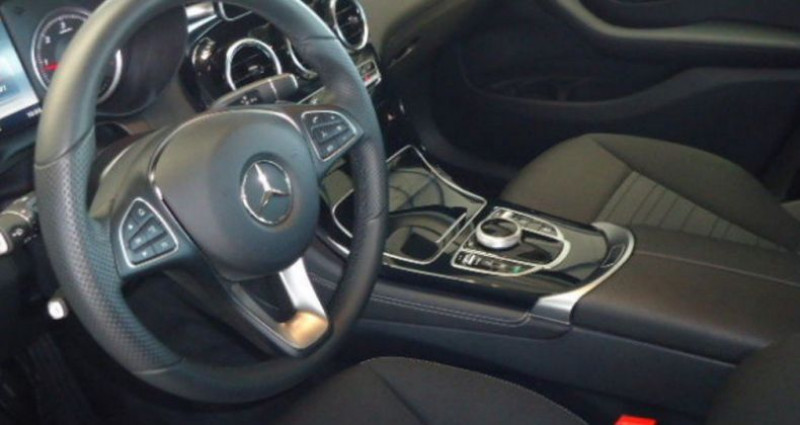 Mercedes Classe CLC 220 D 170 4MATIC 9G-TRONIC  (06/2016) Blanc occasion à Saint Patrice - photo n°7