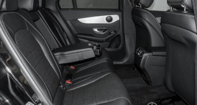 Mercedes Classe CLC 220 D GLC 4M 170 (06/2016) Noir occasion à Saint Patrice - photo n°6