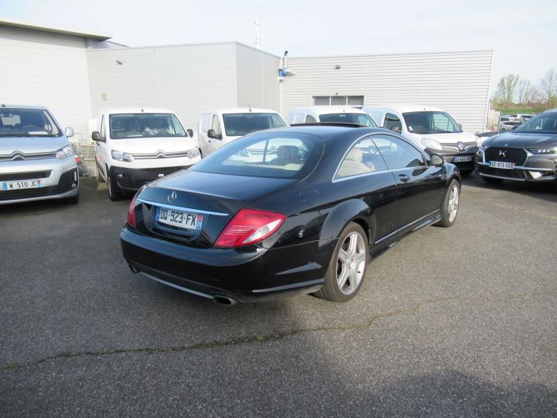 Mercedes Classe CLC 500 4 MATIC 7GTRO Noir occasion à Labège - photo n°6