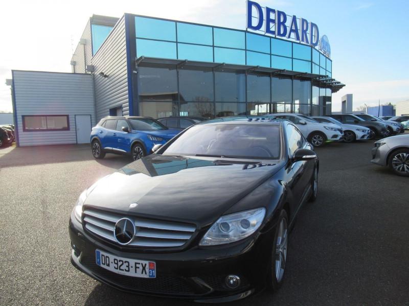 Mercedes Classe CLC 500 4 MATIC 7GTRO Noir occasion à Labège
