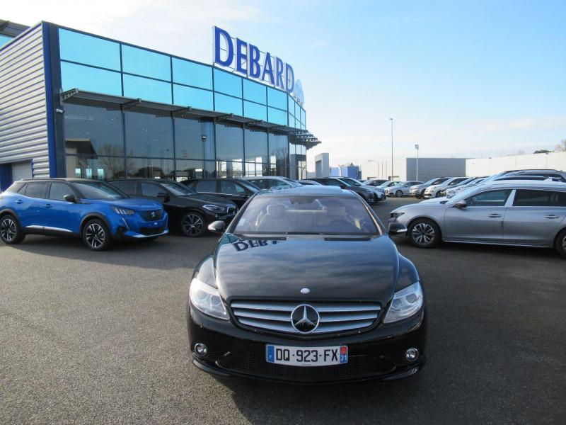 Mercedes Classe CLC 500 4 MATIC 7GTRO Noir occasion à Labège - photo n°3