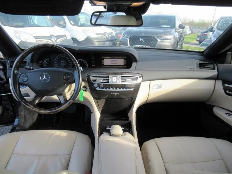 Mercedes Classe CLC 500 4 MATIC 7GTRO Noir occasion à Labège - photo n°2