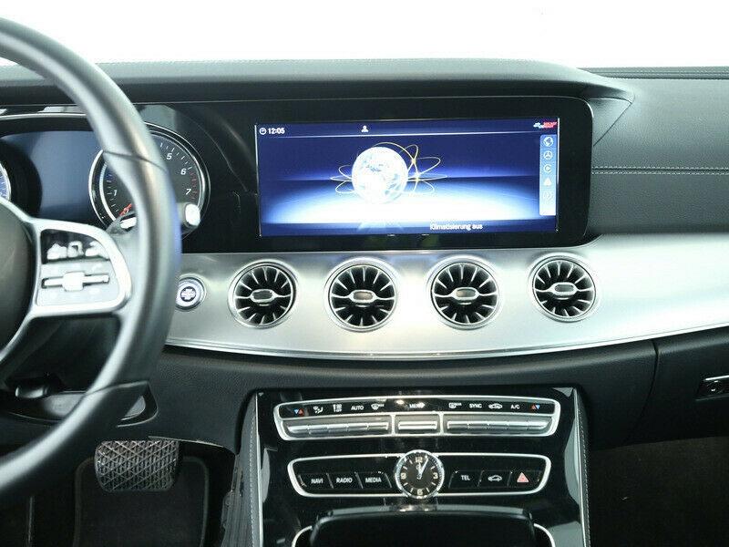 Mercedes Classe E 200 200 184CH EXECUTIVE 9G-TRONIC EURO6D-T Noir occasion à Villenave-d'Ornon - photo n°6