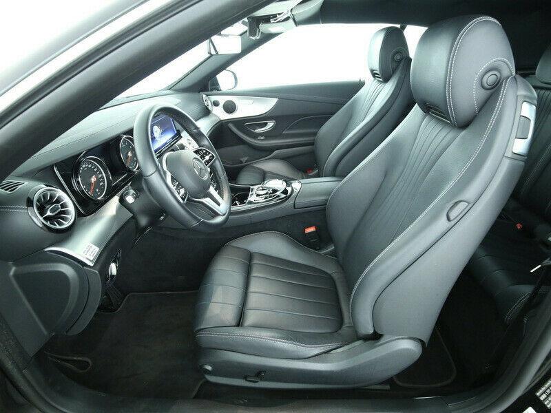 Mercedes Classe E 200 200 184CH EXECUTIVE 9G-TRONIC EURO6D-T Noir occasion à Villenave-d'Ornon - photo n°3