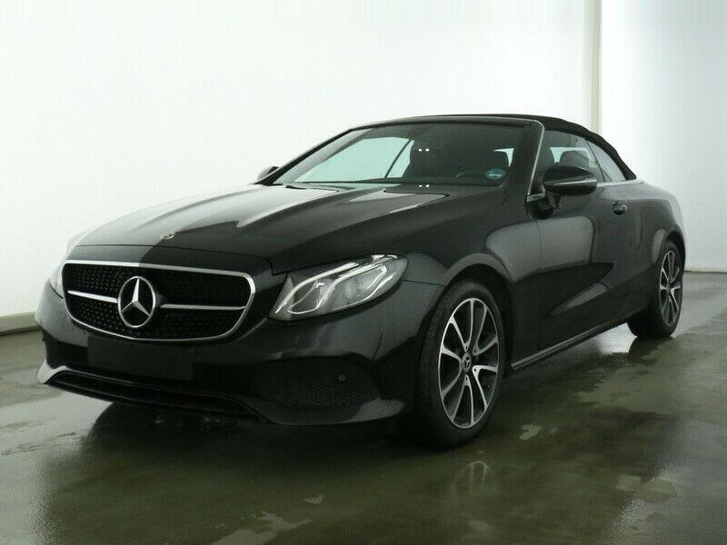 Mercedes Classe E 200 200 184CH EXECUTIVE 9G-TRONIC EURO6D-T Noir occasion à Villenave-d'Ornon