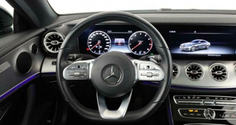 Mercedes Classe E 200 200 184ch Line 9G-Tronic Blanc occasion à Boulogne-Billancourt - photo n°4