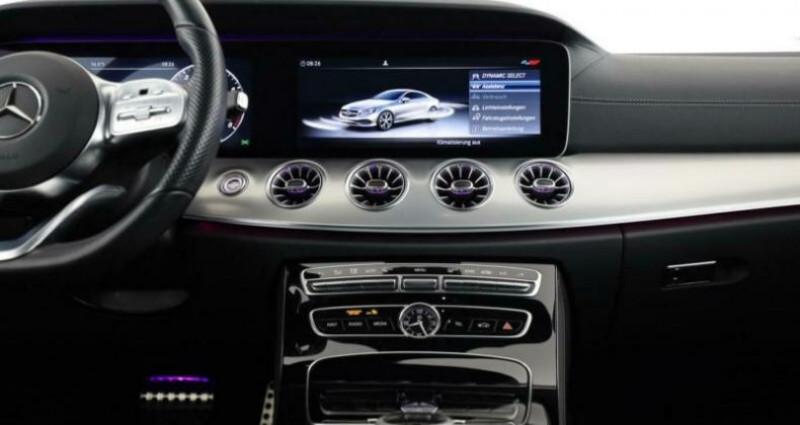 Mercedes Classe E 200 200 184ch Line 9G-Tronic Blanc occasion à Boulogne-Billancourt - photo n°3