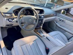 Mercedes Classe E 200 200 CDI Elegance Gris occasion à Castelmaurou - photo n°3