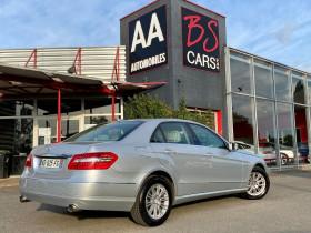 Mercedes Classe E 200 200 CDI Elegance Gris occasion à Castelmaurou - photo n°2