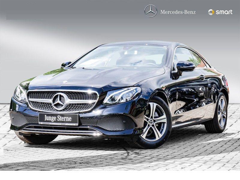 Mercedes Classe E 200 200 Coupé Noir occasion à Beaupuy