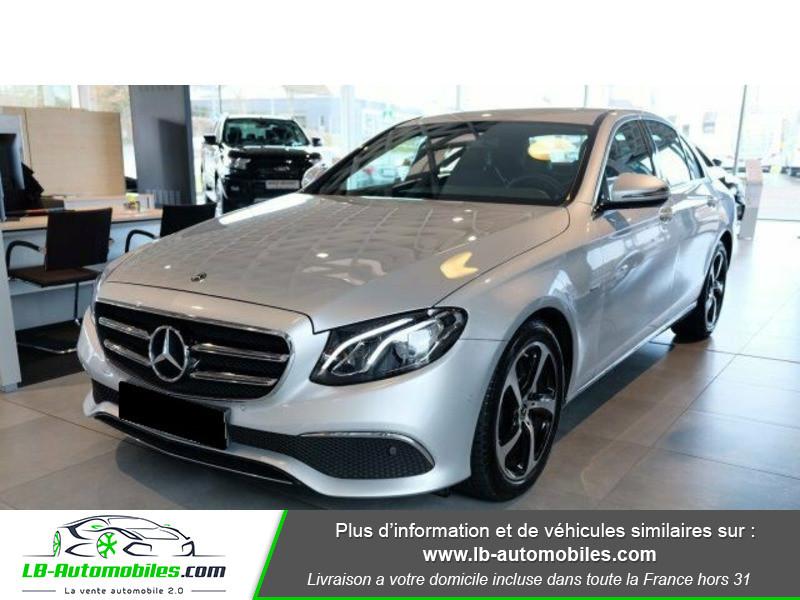 Mercedes Classe E 200 200 Argent occasion à Beaupuy
