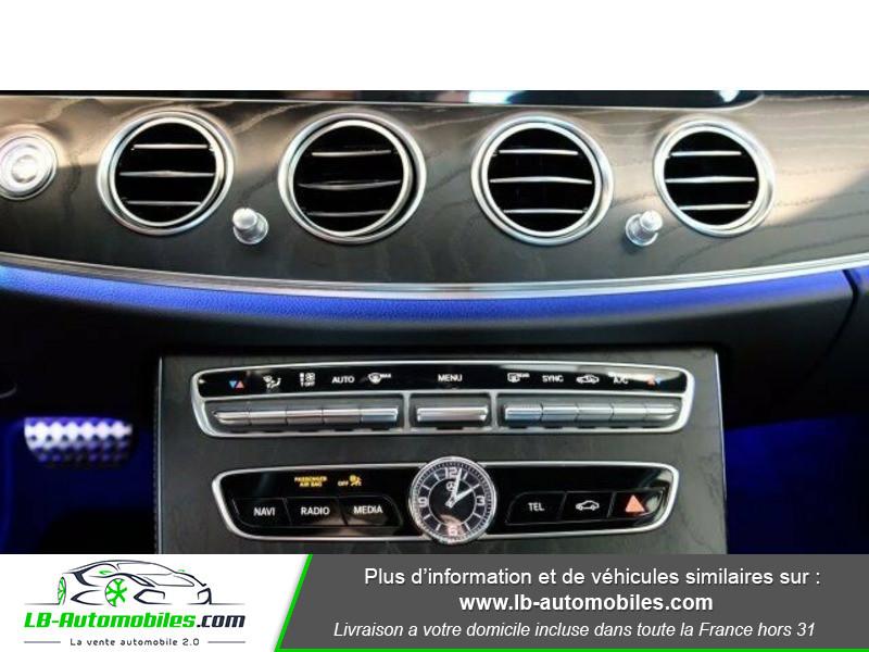 Mercedes Classe E 200 200 Argent occasion à Beaupuy - photo n°7