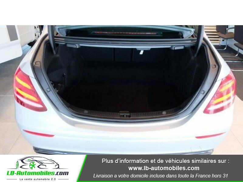 Mercedes Classe E 200 200 Argent occasion à Beaupuy - photo n°8