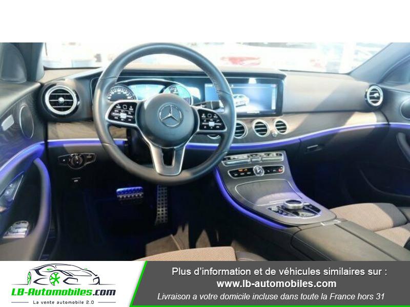 Mercedes Classe E 200 200 Argent occasion à Beaupuy - photo n°6