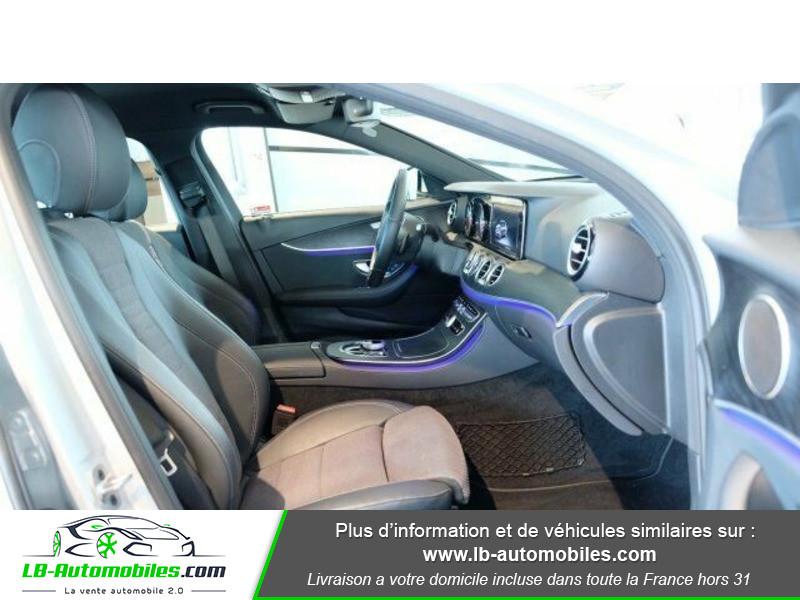 Mercedes Classe E 200 200 Argent occasion à Beaupuy - photo n°4