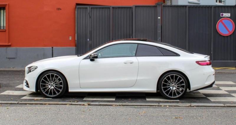 Mercedes Classe E 200 III (C238) 200 184ch Sportline 9G-Tronic Blanc occasion à Boulogne-billancourt - photo n°3
