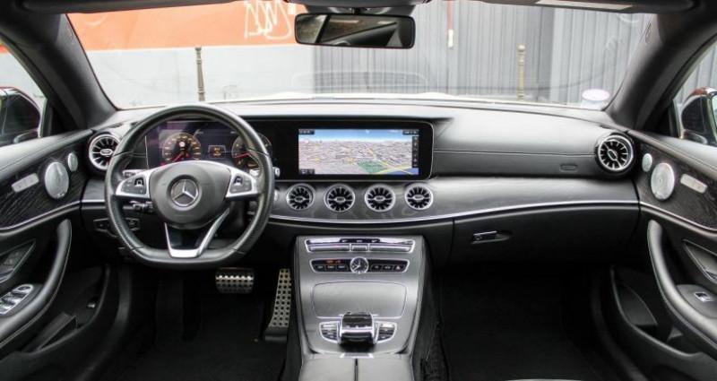Mercedes Classe E 200 III (C238) 200 184ch Sportline 9G-Tronic Blanc occasion à Boulogne-billancourt - photo n°7