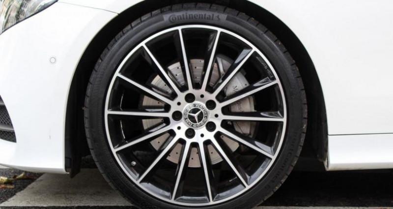 Mercedes Classe E 200 III (C238) 200 184ch Sportline 9G-Tronic Blanc occasion à Boulogne-billancourt - photo n°6