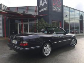 Mercedes Classe E 220 cabriolet  Noir occasion à Castelmaurou - photo n°3