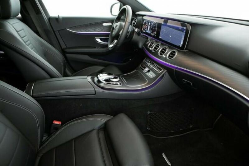 Mercedes Classe E 220 220 D 194CH 4MATIC 9G-TRONIC EURO6D-T-EVAP-ISC Gris occasion à Villenave-d'Ornon - photo n°6