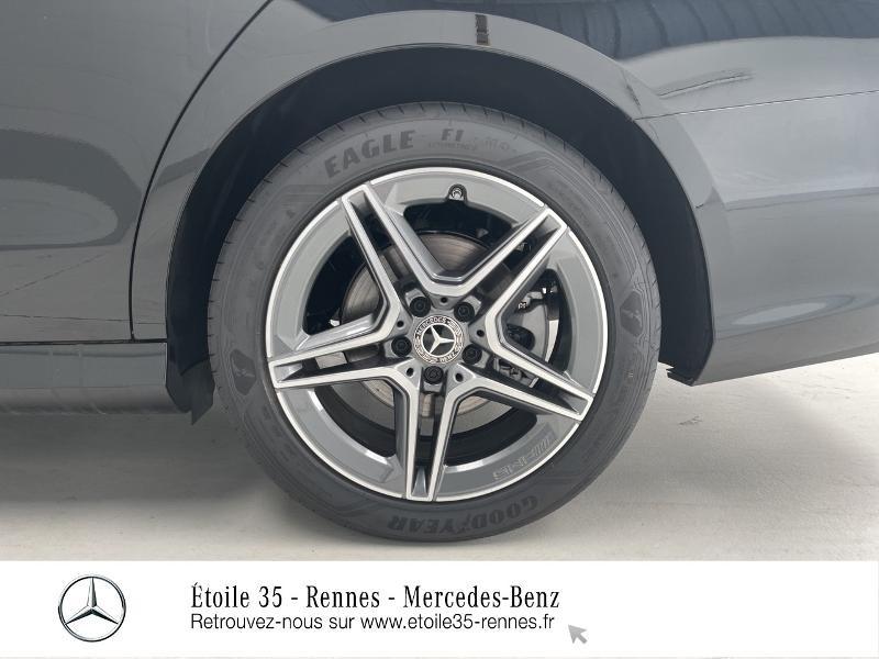 Mercedes Classe E 220 220 d 194ch AMG Line 9G-Tronic Noir occasion à SAINT-GREGOIRE - photo n°15