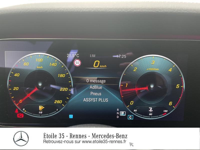 Mercedes Classe E 220 220 d 194ch AMG Line 9G-Tronic Noir occasion à SAINT-GREGOIRE - photo n°9